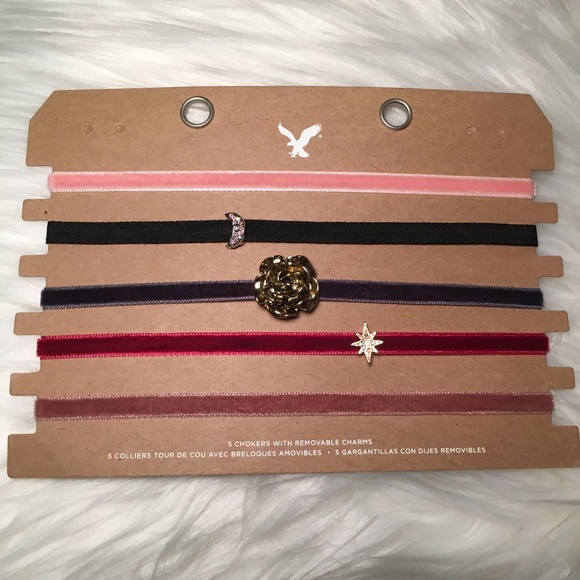 American Eagle Outfitters Jewelry - BRAND NEW American Eagle Chokers